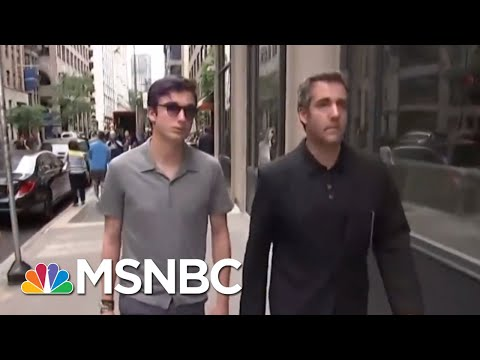 President Donald Trump, Michael Cohen Feud Draws More Mob Comparisons | Deadline | MSNBC