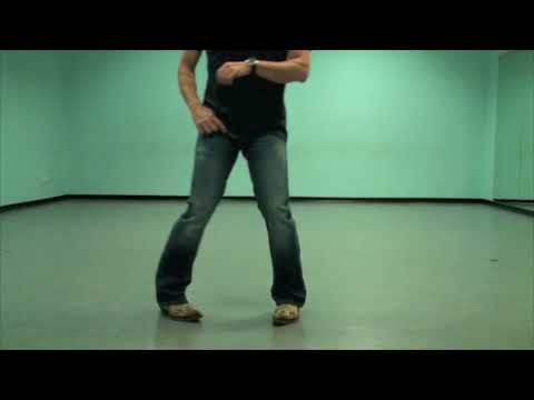 JOHN WAYNE line dance - Wild Country