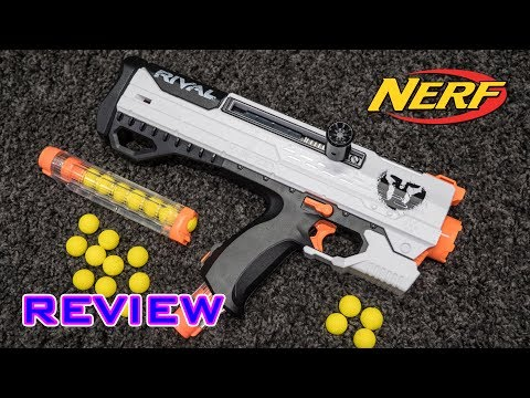 [REVIEW] Nerf Rival Helios XVIII-700 | APOLLO RESKIN?!