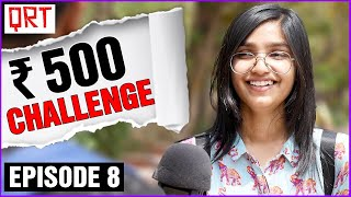 ARE YOU SMART ENOUGH ? | Take this IMPOSSIBLE QUIZ | Funny IQ TEST | Rs. 500 Street Challenge | QRT