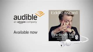 An interview with Eddie Izzard, Author of 'Believe Me'