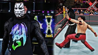 Jeff Hardy Extreme Rules 2018 Face Paint Mod! (WWE 2K18 PC)