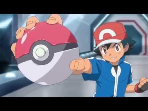 Ash vs Sawyer KALOS LEAGUE SEMI FINAL AMV