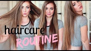 One of Asha Tregear's most viewed videos: My Haircare Routine for long, healthy hair!