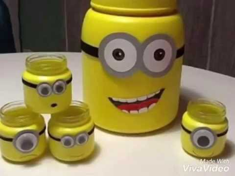 Minion Birthday Party At Home Easy Ideas