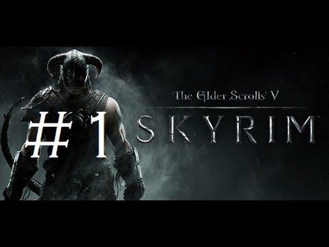 تختيم لعبة The Elder Scrolls V Skyrim 1