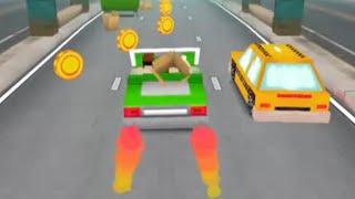 Robber Race Escape . Mine Police Simulator Car Chase Racing Games for Kids Walkthrough [IOS]