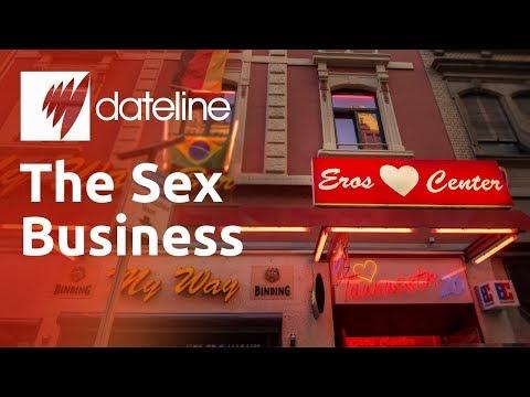 Germany's Underworld Of Prostitution And Mega-Brothels