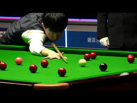 Chang Bingyu 125 Clearance | Betfred World Championship Qualifying