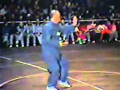 1986 Taijiquan Gathering - Masters Demonstration