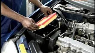 Como trocar o filtro de ar de automóveis