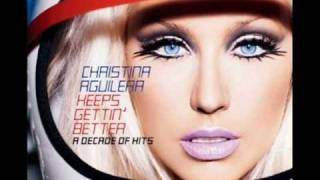 Watch Christina Aguilera Dynamite video