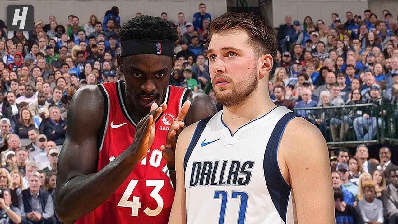 Toronto Raptors Vs Dallas Mavericks Full Game Highlights