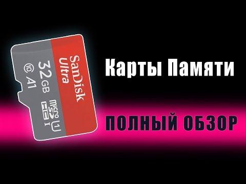 Где купить карту памяти? Обзор SanDisk Ultra с Aliexpress