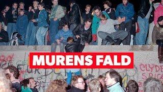 Her er misforståelsen, der væltede Berlinmuren