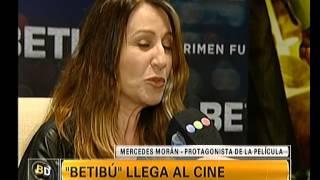 """Mercedes Morán adelanta """"Betibú"""" - Telefe Noticias"""