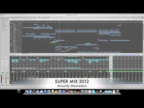 SUPER MIX 2012 By MASSIVEDRUM (Intro Preview 64Kbps)