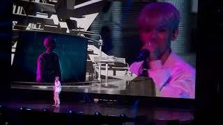 Gambar cover 191119 SuperM: We are the Future Live @ NYC Madison Square Garden - Baekhyun - Betcha + UN Village