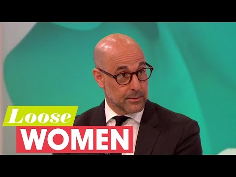 Stanley Tucci On The Robert Downey Jr Walk Out  Loose Women