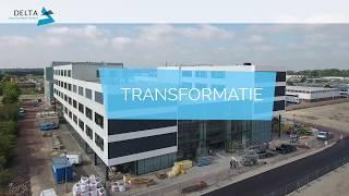 Transforming an empty office building - Mercedes-Benz Nederland -