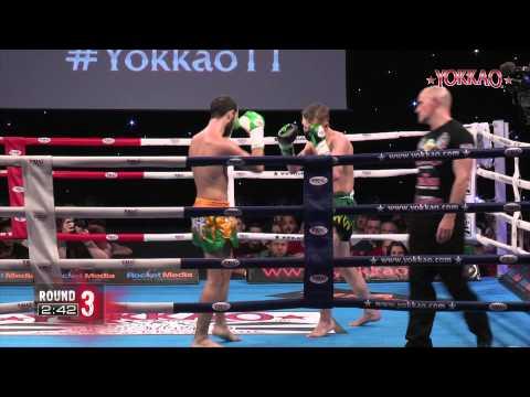 YOKKAO 11: Daniel McGowan vs Nestor Rodriguez FULL-HD