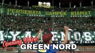 Download Video Selalu Menghentak..!! Gemuruh Chant Bonek Tribun Green Nord awal Buka Suara   Psby vs Mitra kukar MP3 3GP MP4