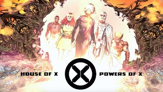 X-MEN: HOUSE OF X and POWERS OF X Trailer