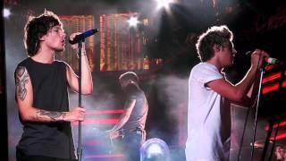 One Direction- Right Now [HD] @ Pasadena, CA Rose Bowl, Where We Are Tour (9-13-14)
