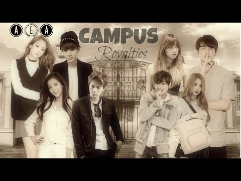 WATTPAD TRAILER #2 : CAMPUS ROYALTIES (BTS x BLACKPINK)