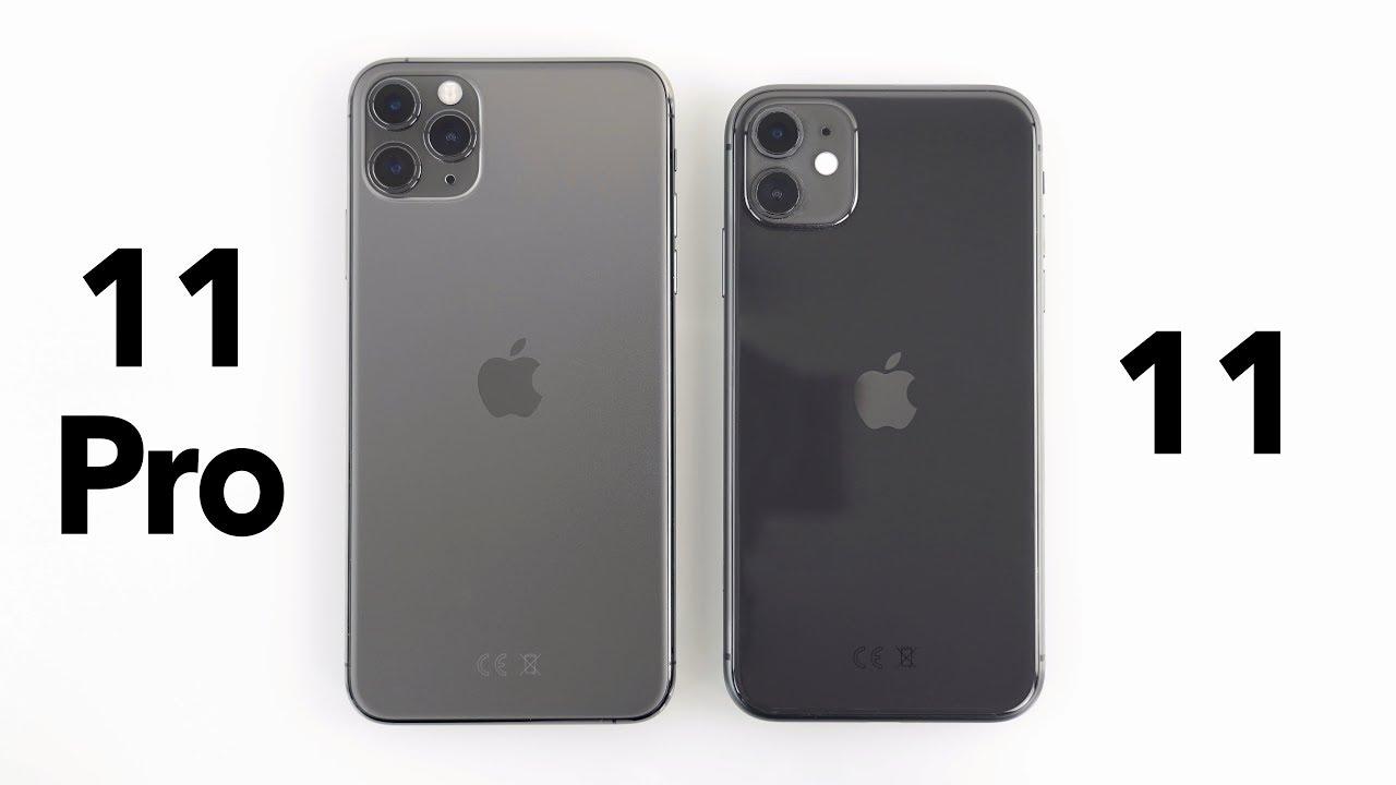 Unterschied Iphone 11 Und Iphone 11 Pro