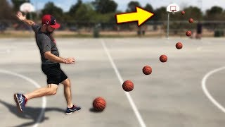 Insane Game Of H.O.R.S.E! IRL Basketball Challenge