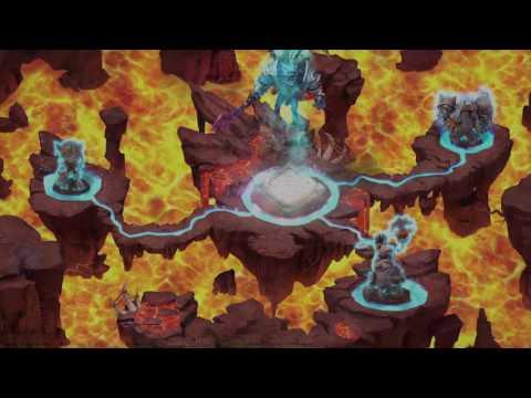 Castle clash: Team brave