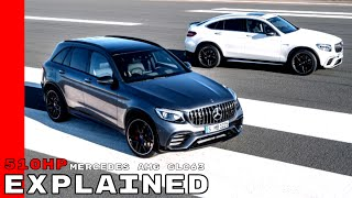 2018 Mercedes AMG GLC63 S & Coupe Explained
