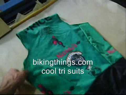 cool custom tri suit, one piece triathlon suit customized bikingthings