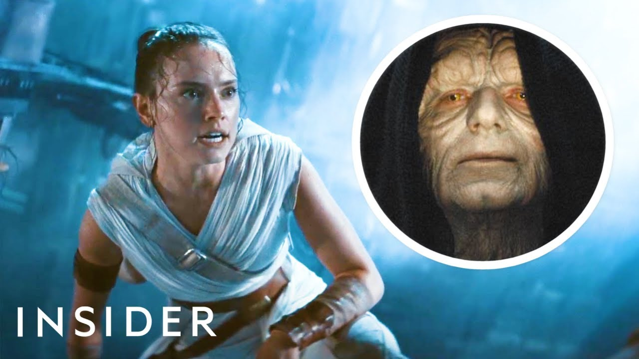 'Star Wars: Rise of Skywalker' Final Trailer Breakdown And Easter Eggs