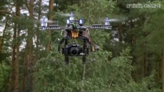 Ein Hobby-Bastler und seine Drohne: Die Jagd nach dem einzigartigen Bild - SPIEGEL TV