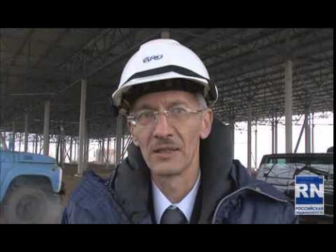 Михаил Загоскин  Генеральный директор ЗАО КУЛОН ЮГРОС  Строительство складского комплекса КУЛОН ЮГРО
