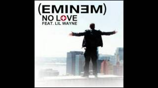 Download No Love (Remix) - Eminem Ft. Lil Wayne - ProductionProphets.com MP3 song and Music Video