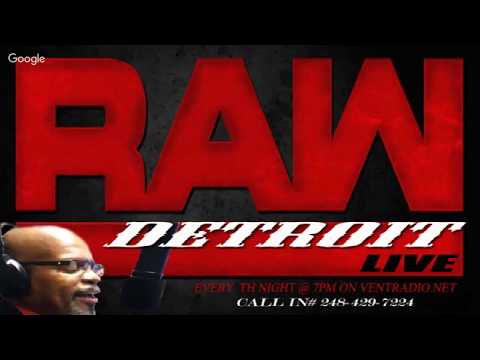 Detroit Raw Live with  San44man interviews( Sha-Teak A.Imani) AKA Timothy Kincaid