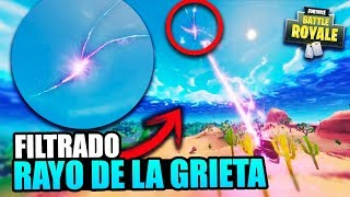 NEW LIGHTNING EXITS FORTNITE'S CRACK SECRET SOUNDS ? FORTNITE BATTLE ROYALE