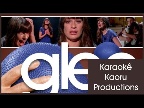Glee - Cry (Karaoke)