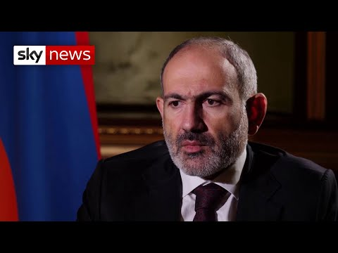 Armenian PM warns Turkey to stay out of conflict with Azerba