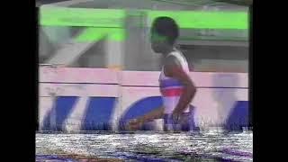 4219 World Track & Field 1993 Long Jump Women Fiona May