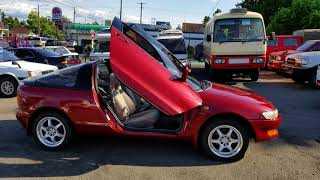Toyota SERA 1991 EXY10 only 11000ml