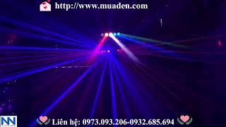 Đèn Led Trang Trí Cafe DJ -  Đèn Laser Trang Trí Cafe - H(373- 999)