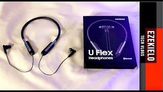 Samsung U Flex Flexible Headphones REVIEW