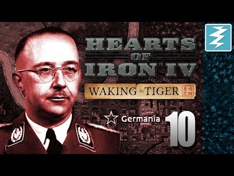 GREATER GERMAN NAVY [10] Hearts of Iron IV - Waking The Tiger DLC