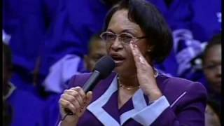 Pastor Jackie McCullough - I Have A Reason To Hope - #1