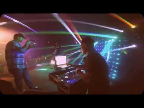 DJ Freddy B opening set for Pesmaker