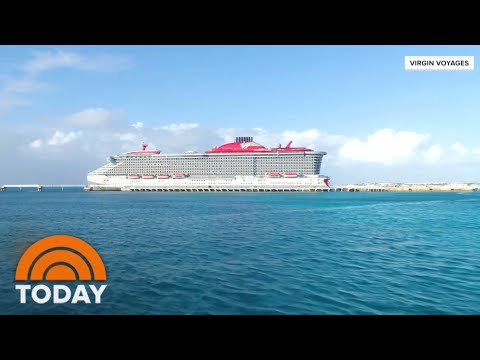 Cruise Industry Prepares To Set Sail in July With New CDC Guidance | TODAY